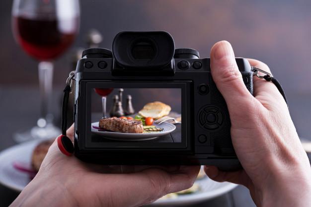 Blogger Photographs Food Grilled Beef Steak 165272 2